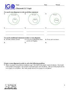 syllogism lesson plans worksheets reviewed by teachers. Black Bedroom Furniture Sets. Home Design Ideas