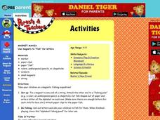 Magnet Mania Lesson Plan