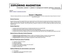 Magnetism Lesson Plan