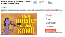 How to Master Your Sense of Smell Video