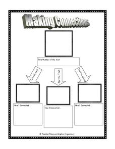 Reading  prehension   ESL worksheet by echavez further Text To Connections Lesson First Grade Worksheets What Good Readers together with  as well Grades 3 – 5   Making Connections as well Making Connections   Reading Worksheet Pack   Reading  prehension together with Text To Text  Text To Self  And Text To World Connections Worksheets besides CONTENT CONNECTION WORKSHEET Grade 4 moreover Making Connections Graphic Organizer for 3rd   10th Grade   Lesson likewise Making Connections Worksheet   Homedressage likewise  further Creative Learning Lesson Planning Circle Map – Foos for Thought as well Reading Text Connection Worksheets  Posters   Bookmarks   Education further Theme 6   Lesson 30 as well Wards Way of Teaching  Text Connections in addition  additionally Grades 3 – 5   Making Connections. on text to world connections worksheet
