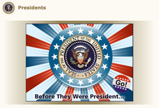 Presidents Interactive