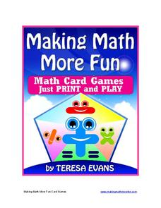 Making Math More Fun Learning Game