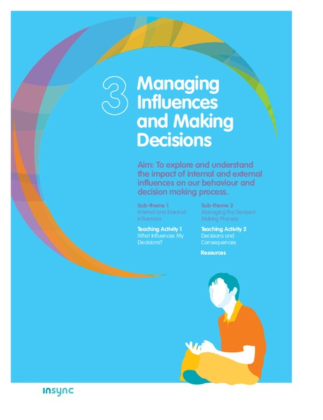 Managing Influences and Making Decisions Unit