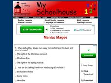 Maniac Magee Interactive