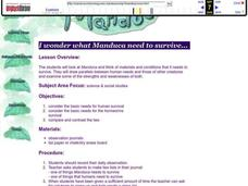Manduca Lesson Plan