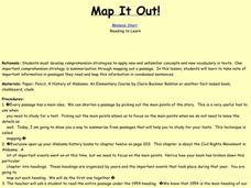 Map It Out! Lesson Plan