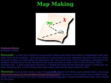 Map Making Lesson Plan