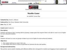 Marble Game Lesson Plan