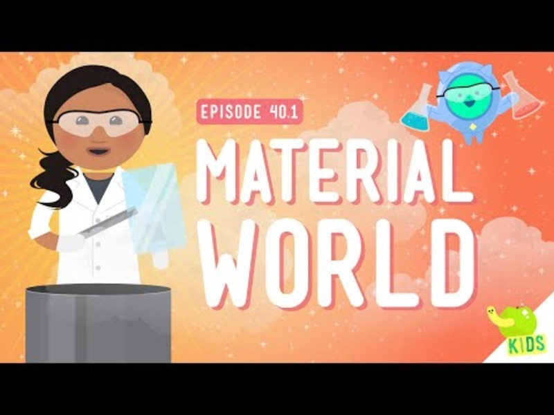 Material World Video