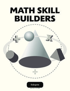 Math Skill Builders Worksheet