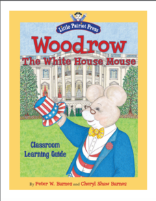 Woodrow The White House Mouse Lesson Plan