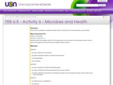 Microbes and Health Lesson Plan