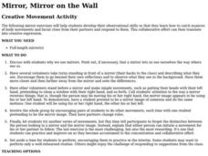 Mirror, Mirror on the Wall Lesson Plan