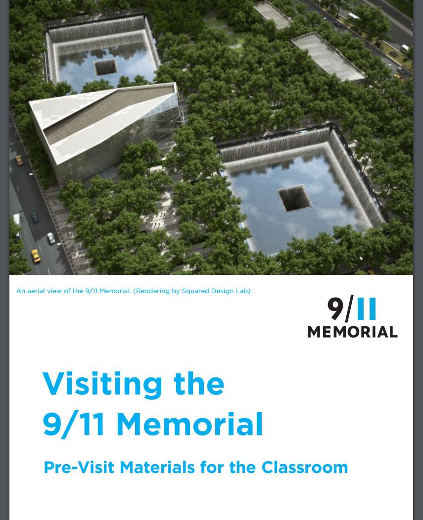 Visiting the 9/11 Memorial Lesson Plan