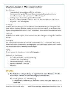 direct instruction science lesson plan