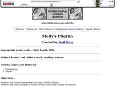 Molly's Pilgrim Lesson Plan