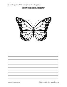 Monarch Butterfly Lesson Plan