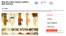 Why the Metric System Matters Video