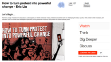 How to Turn Protest into Powerful Change Video