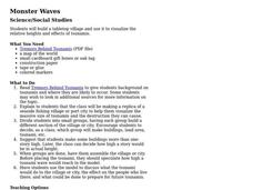 Monster Waves Lesson Plan