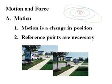 Motion and Force Presentation