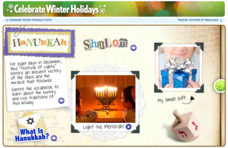 What Is Hanukkah? Interactive