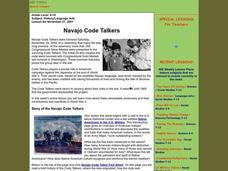 code talkers lesson plans worksheets reviewed by teachers. Black Bedroom Furniture Sets. Home Design Ideas