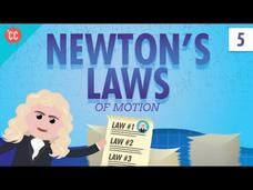Newton's Laws Video