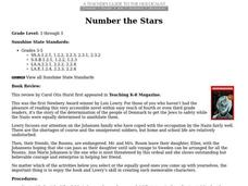 Number the Stars Lesson Plan