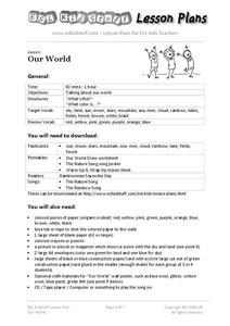 Our World Lesson Plan