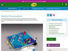 Perfect Punctuation Lesson Plan