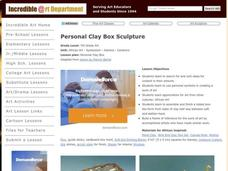 Personal Clay Box Lesson Plan