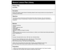 Picture This Lesson Plan