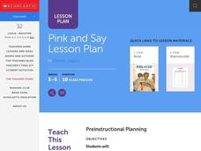 Worksheet: Who Knew by Pink