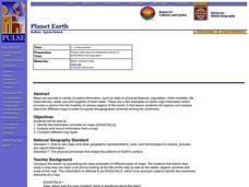 Planet Earth Lesson Plan