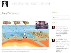 Plate Tectonics Video