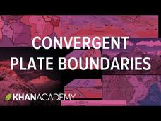 Plate Tectonics-Geological features of Convergent Plate Boundaries Video