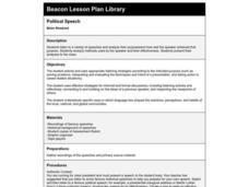 Please Tell Me a Story Lesson Plan