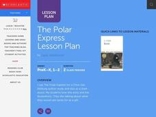 Polar Express Lesson Plan Lesson Plan