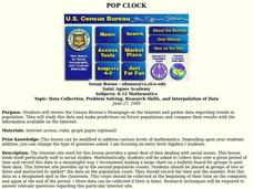 Pop Clock Lesson Plan