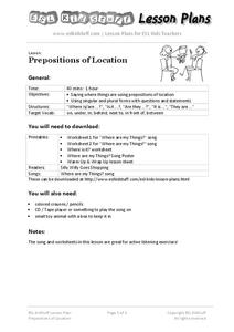direct instruction lesson plan language arts