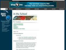 "Secrets of the Ocean Realm - In the School ""Star Gardens"" Lesson Plan"