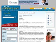 STRANDED Lesson Plan