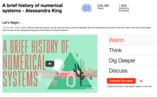 A Brief History of Numerical Systems Video