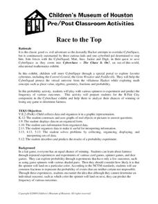Race To The Top Lesson Plan