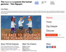 The race to sequence the human genome Video