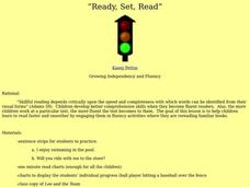 Ready, Set, Read Lesson Plan