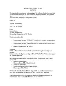 Sharecroppers Lesson Plans & Worksheets | Lesson Planet