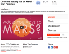 Could We Actually Live on Mars? Video